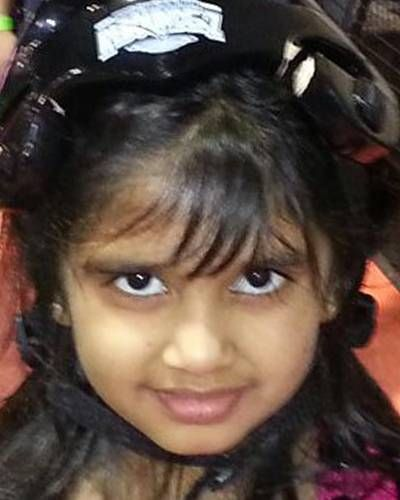 """ABDUCTED """"KASHVI CHAWDA"""" and Sibling from EDISON,NEW JERSEY"""