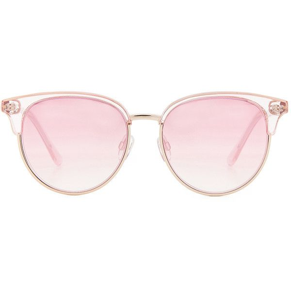 Le Specs Deja Vu found on Polyvore featuring accessories, eyewear, sunglasses, glasses, uv protection sunglasses, uv protection glasses, le specs sunglasses and le specs