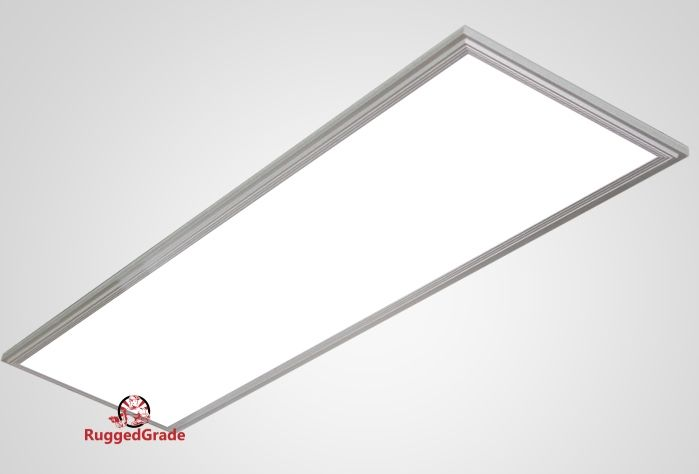 2x4 Feet 50 Watt Panel Light Troffer Light 5000k Dimmable Carton Of 4 Panel Lights Led Panel Light Drop Ceiling Lighting Led Ceiling Lights