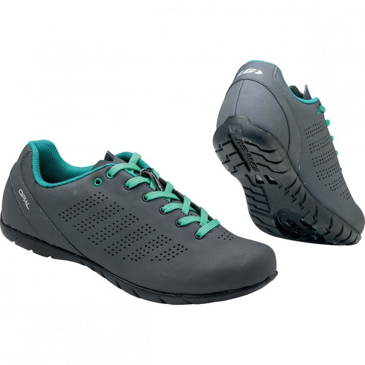 WOMEN'S OPAL CYCLING SHOES Perfect for women cyclists looking for a versatile footwear choice, the Opal cycling shoes provide good performance on the pedals and a dash of off-the-bike appeal.