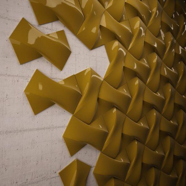 Pattern ceramic tiles
