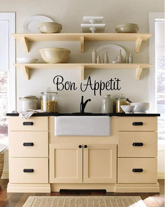 47 best images about bon appetit on pinterest french for Best brand of paint for kitchen cabinets with funny stickers for facebook