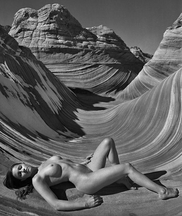 Stunning Images of Nude Women Rock Climbing NSFW | Nerve.com