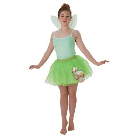 Disney Tinkerbell Fairy Tutu & Wings