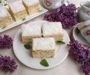 Ciasto Rafaello na herbatnikach.