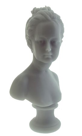 Cire Trudon Louise (Gris) Bust Candle