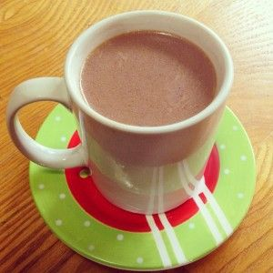 Real Food Hot Chocolate