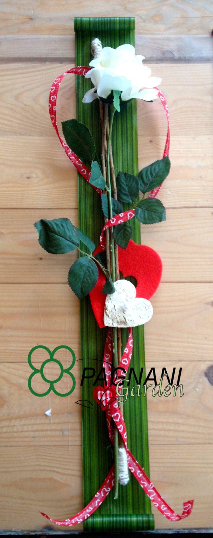 Un pensiero semplice e creativo per San Valentino