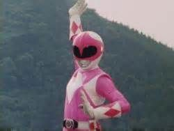 Pink Ranger Kimberly Hart