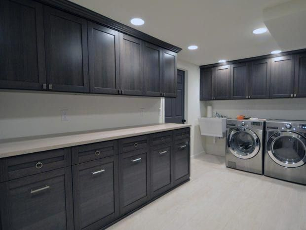 Laundry Room Cabinets Storage Ideas California Closets In 2020 Laundry Room Cabinets Grey Laundry Rooms Laundry Room Storage