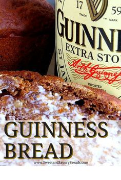 Guinness Bread | Recipe | Guinness, Breads and Beer