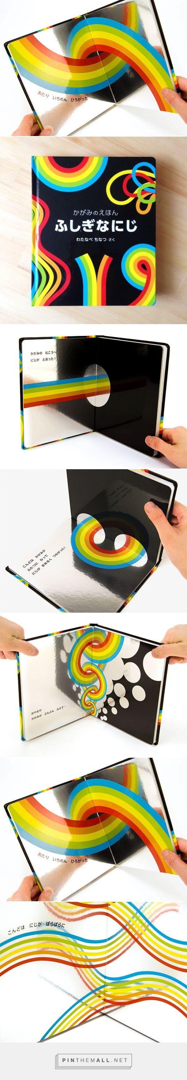 utilizzo molto intelligente della carta metallizzata