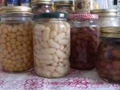 La Regina del Sapone: cottura e conservazione dei legumi nel vetro