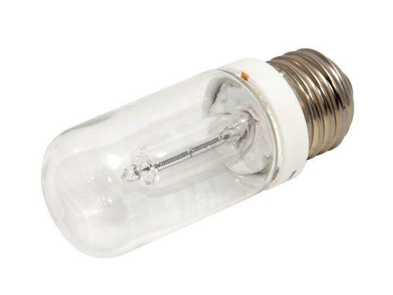 Bulbrite B614101 Q100cl Edt 100w 120v T8 Clear Halogen Bulb Halogen Bulbs Bulb Bulbrite