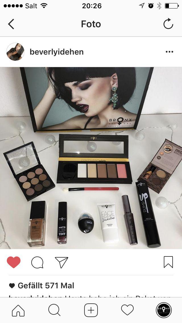 Wir sind schon mal gespannt wie @beverlyidehen die Produkte testen wird! Für Erstbesteller: So könnte deine Lieferung 📦 aussehen! Wie chic ist die Box ey!🤗 #lippenstift #lips #lieblingsstück #new #empfehlung #fashion #fitness #lifestyle #andmore #makeup #fit #fitbleiben #instagood #followme #markenprodukte #onlineshop #günstig #bronxcolors