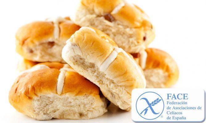 Receta de Bollo de mantequilla sin gluten