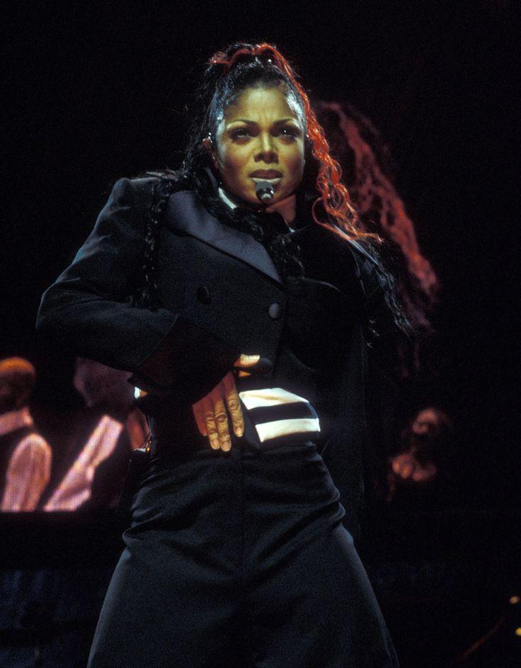 Janet Jackson Velvet Rope Tour East Rutherford 1998