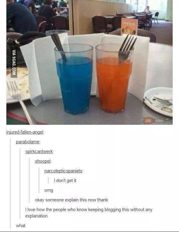 Don't spoil it for others, just repin if you get it!<<<< I really don't know if there is something to this or if everyone just likes forks in koolaid.