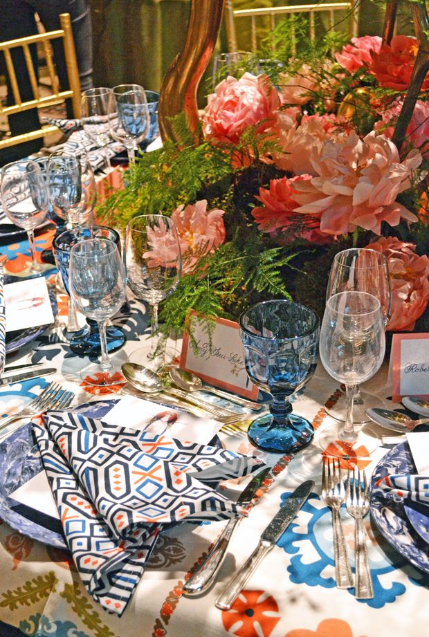 How to set a table new york 39 s top decorators show us how for Top decorators new york