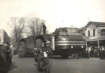 November 4, 1939 - Conneaut, Ohio