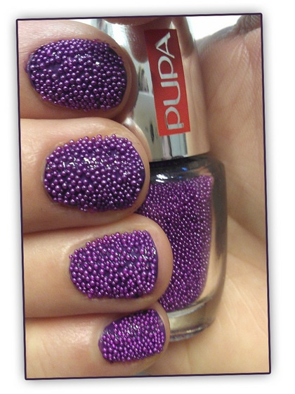 DIY: Kaviaar nagels |Pinned from PinTo for iPad|