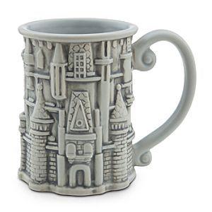 Cinderella Castle Mug | Drinkware | Disney Store
