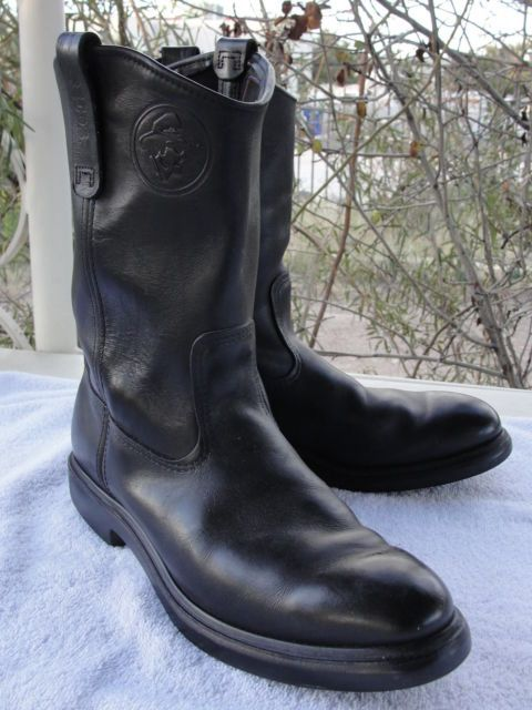 LTD EDITION RED WING PECOS BOOTS SHOES LEATHER RICHARD PETTY #43 NASCAR 12 SUPER