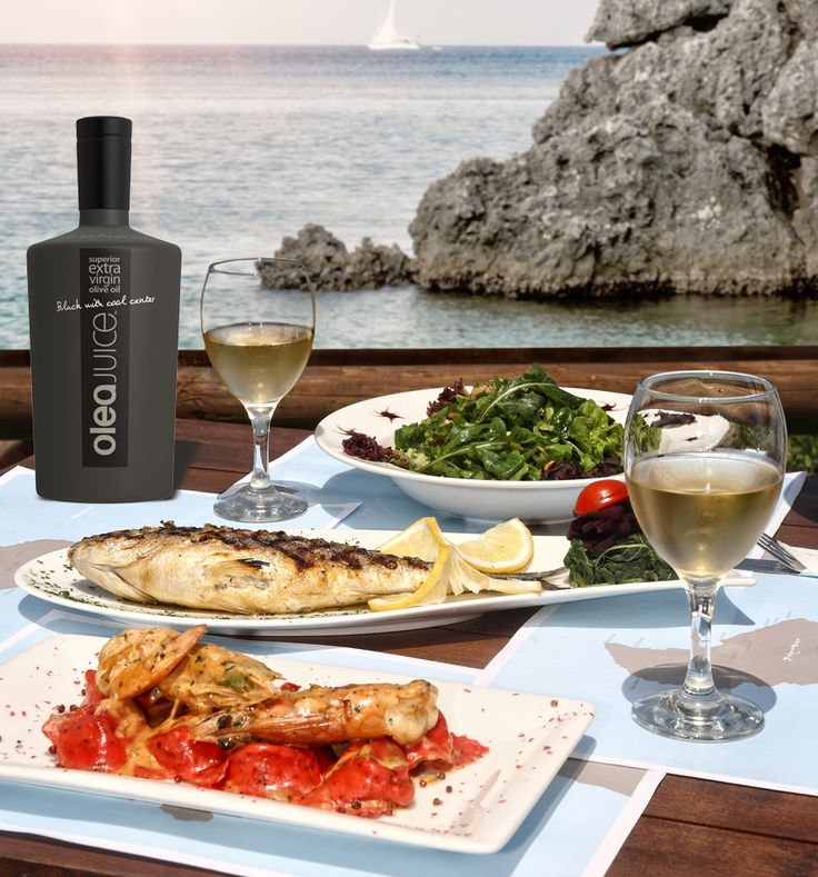 Our award-winning #oliveoil Olea Juice!