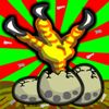Zomby Birdy - http://zoopgames.com/zomby-birdy/ - What is it like to be on the other side of a catapult game? Turn the tables and play to protect the pigs against brain-hungry zombie birds. Features an extensive collection of fun objects, and an editor to create levels to your heart's content, then to share them with the rest of the... - Physics Catapult Castle Projectile Cannon Save Rescue Protect Birds Zombie Pigs