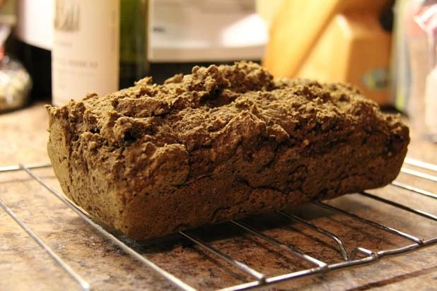 teff - as a whole grain has a unique flavor that is sweet, sour, and even savory at the same time