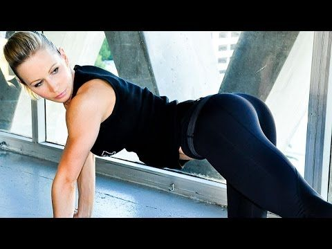 Zuzka Light Workout - 30 Minute Routine Exercise To Burning Fat For Women At HOME - YouTube