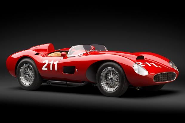 The car was one of two 625 TRCs built, and this example was purchased new by American #Ferrari importer John Von Neumann. Description from blog.hemmings.com. I searched for this on bing.com/images