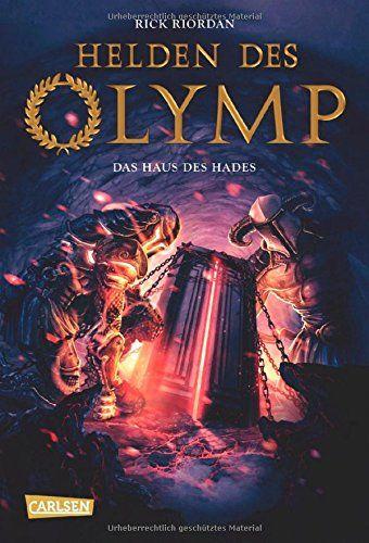 Helden des Olymp, Band 4: Das Haus des Hades