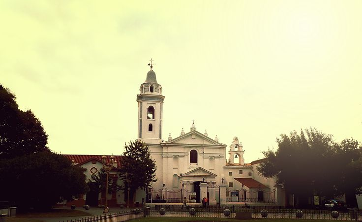 Recoleta Basilica.