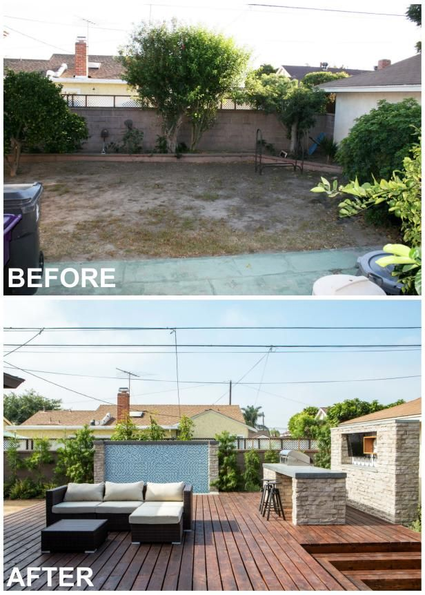 Before and After: California Backyard Makeovers From Flip or Flop: Selling Summer | HGTV >> http://www.hgtv.com/design-blog/shows/5-california-backyard-makeovers-from-flip-or-flop-selling-summer?soc=pinterest