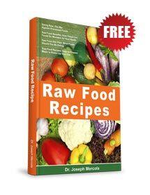 MERCOLA FREE EBOOKS - dozens of books - Raw Food Diet