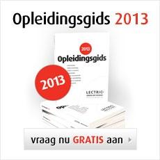 Opleidingsgids 2013 aanvragen