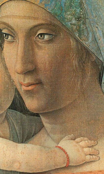 Andrea Mantegna: Mantegna 039 Virgin and Child