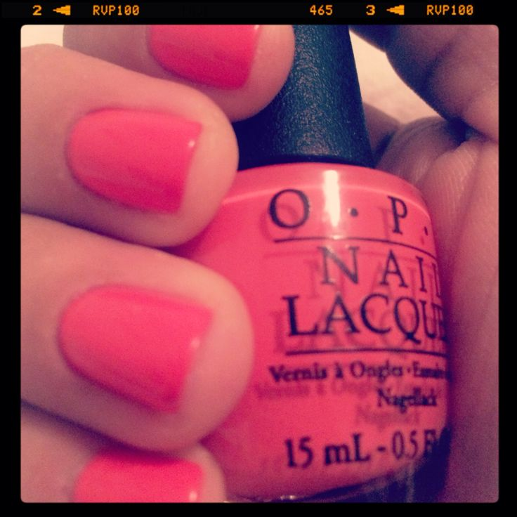 OPI - LIVE.LOVE.CARNAVAL from the new Spring 2014 collection #opi #nailpolish #spring