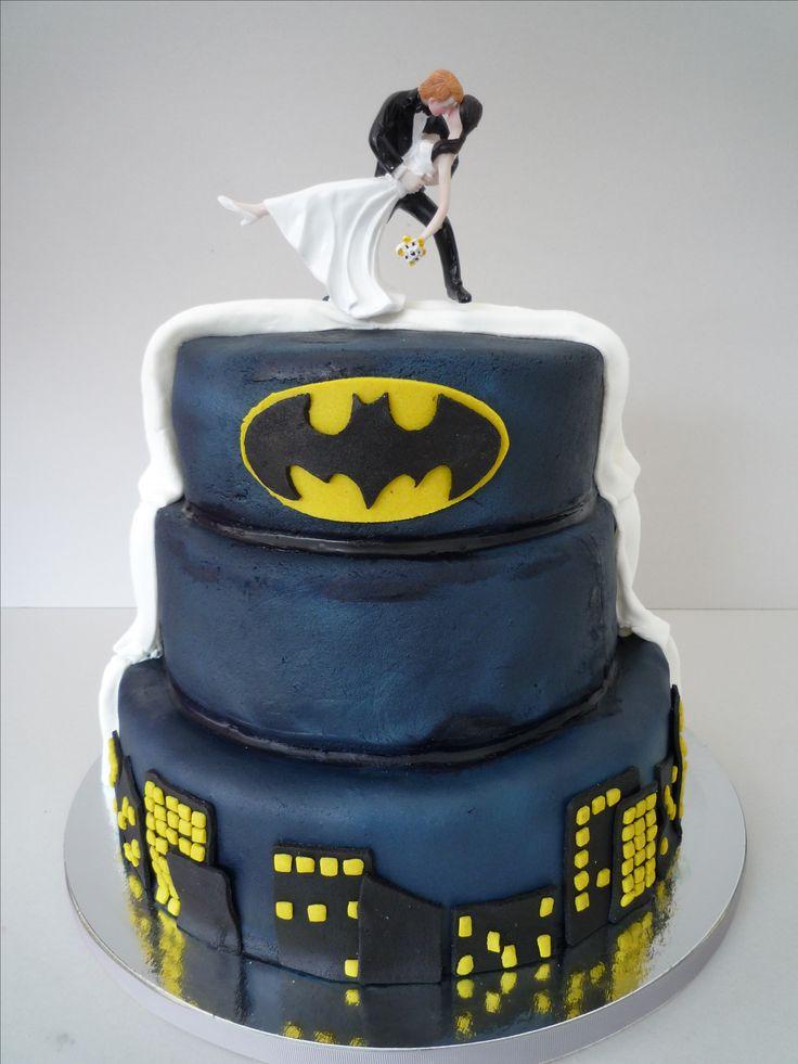 wedding cake, Hochzeitstorte, batman, Konz, Niedermennig, Hochzeit,