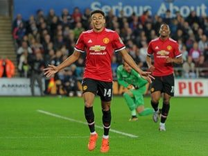 Result: Jesse Lingard fires Manchester United past Swansea City in EFL Cup