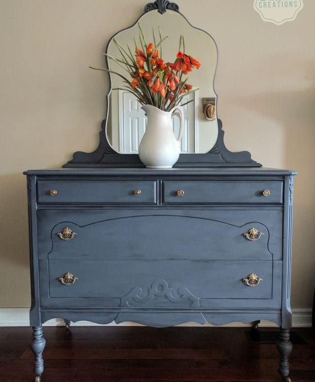 Shabby Chic Dresser, Country Chic Furniture