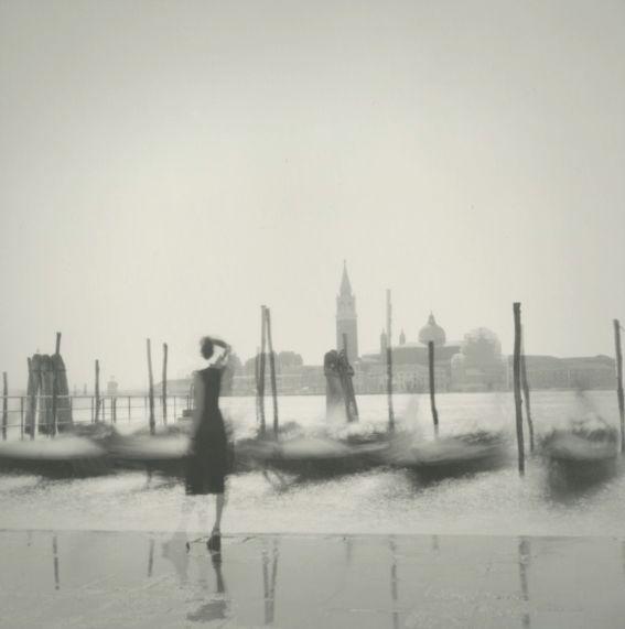 Alexey Titarenko: Untitled, (Gondolas), Venice, 2001