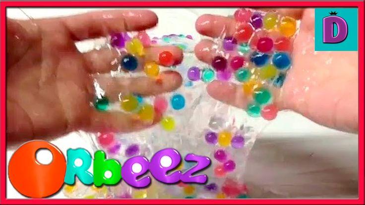 Выращиваем ОРБИЗ и ЖИВОТНЫХ Видео для детей ORBEEZ