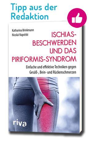 ➤ Starke Schmerzen in Gesäß und Beinen? So schützen Sie sich vor dem Piriformis-Syndrom! Sportexperten verraten drei effektive Übungen für den Akutfall – michaela lurz
