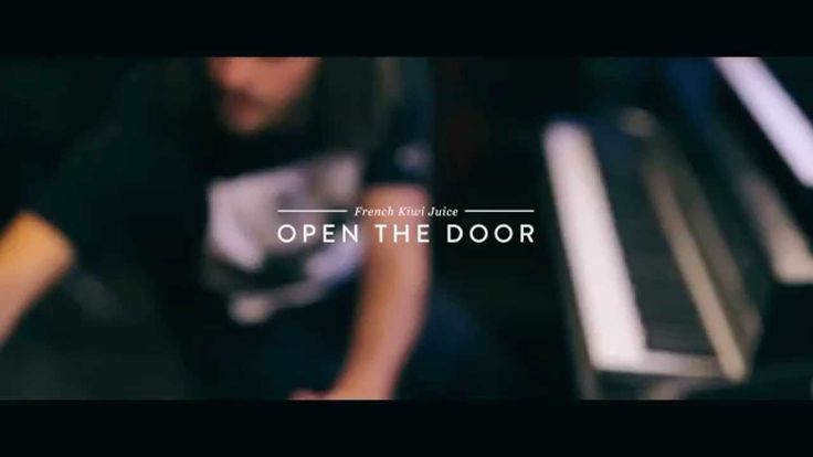 FKJ - Open The Door (EM Sessions)--Great performance :)