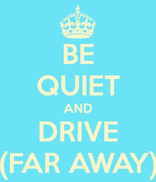Deftones- Be quiet and drive (far away). Listen to this song to get away #peaceful ✌