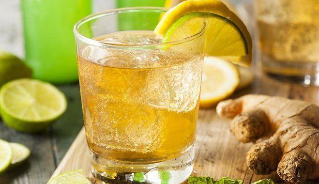Имбирный напиток для похудения избавит от жира за семь дней