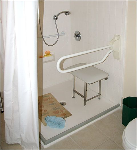 Why Two-Wall Wheelchair Showers Provide Good Accessibility