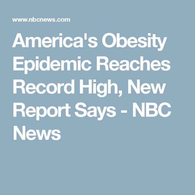 americas obesity epidemic More than two in every three american adults are considered overweight or obese, according to data from the national health and nutrition examination survey and new research from the university.